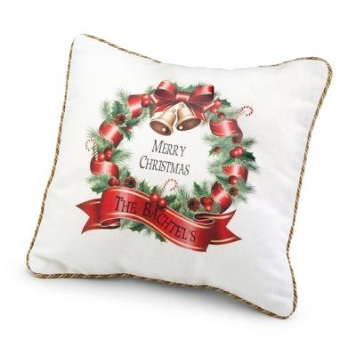 Wreath Pillow - UPC 825008003408