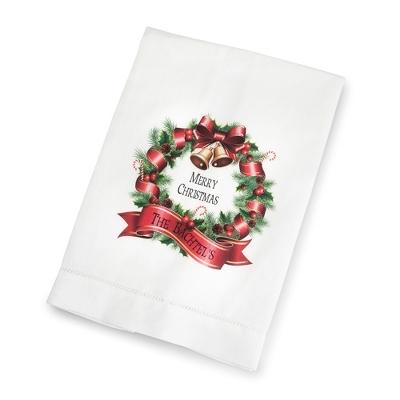 Wreath Towel - UPC 825008003422