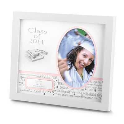 Grad 2014 Shadowbox Frame - Grad Gifts for Her