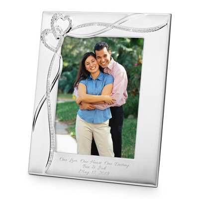 Intertwined Hearts 8x10 Frame