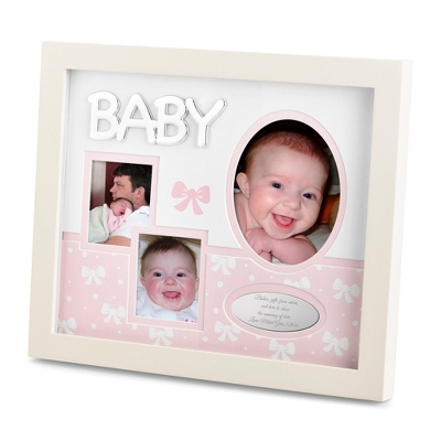 Baby Wood Shadowbox Frame