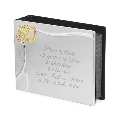Photo Frames for 50th Wedding Anniversary