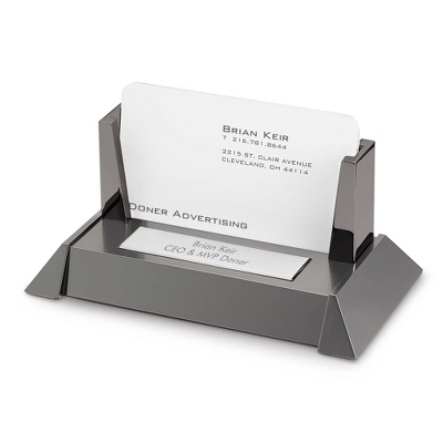High Rise Card Holder - Business Gifts For Him