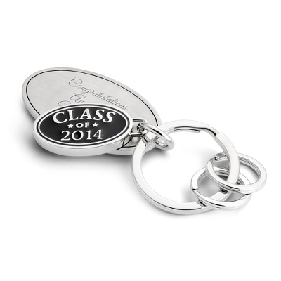 Graduation Key Chain - Men's Accessories