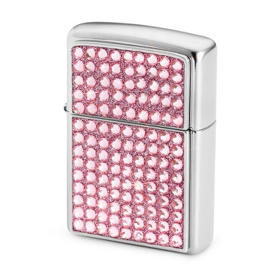 Pink Bling Lighter - Purse Accessories