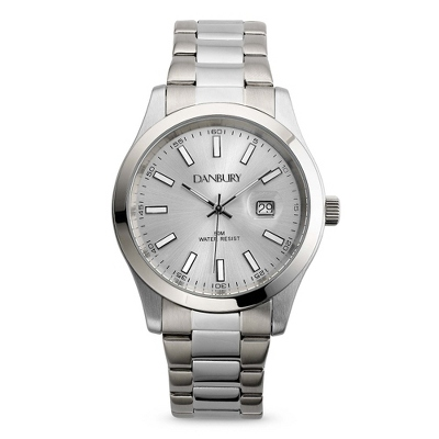Silver Wrist Watch - Top Groomsmen Gifts