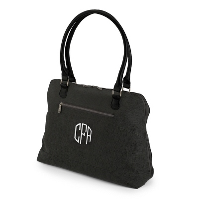 Black Laptop Amy Bag