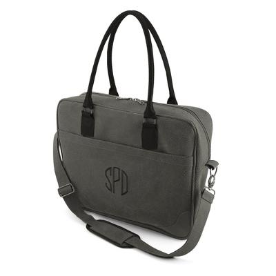 Grey Briefcase - UPC 825008006560