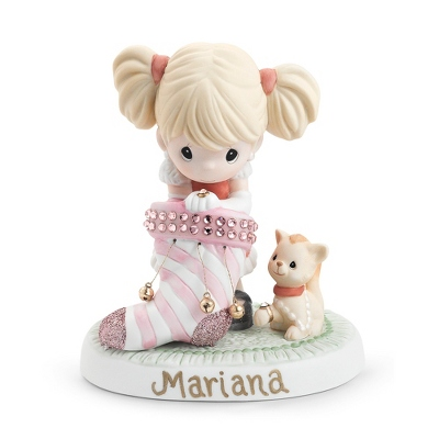 Precious Moments Stocking Figurine