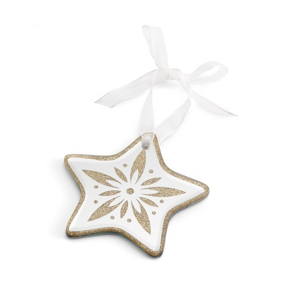 Star Mirror Ornament