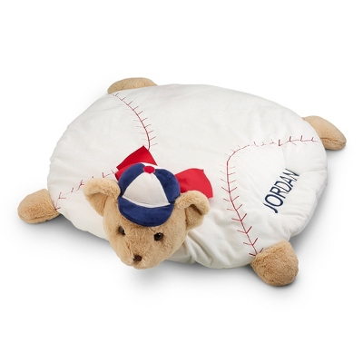 Baseball Belly Blanket