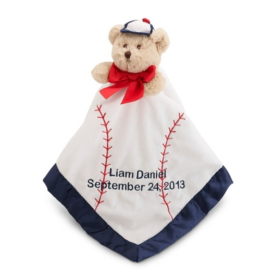 Personalized Baseball Snuggler by Things Remembered