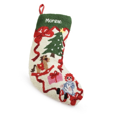 Girls Cotton Children's Stocking