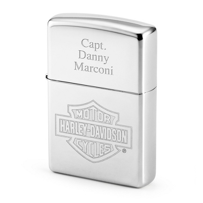 Zippo Harley Davidson Lighter - Men's Accessories
