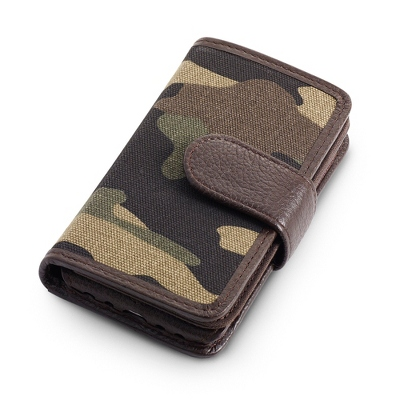 Camouflage iPhone Wallet - UPC 825008008809