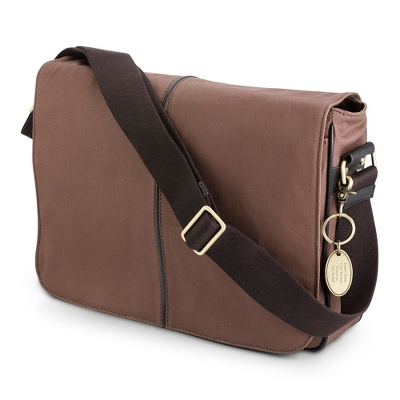 Brown Messenger Bag - $100.00
