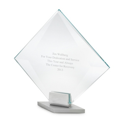 Diamond Solitaire Award - Awards & Plaques