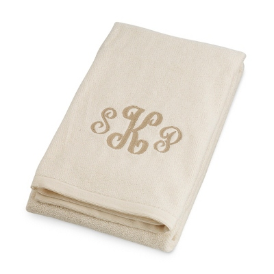 Ivory Bath Towel - Towels & Soaps