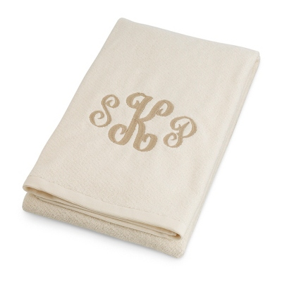 Ivory Sheet Towel - UPC 825008013261