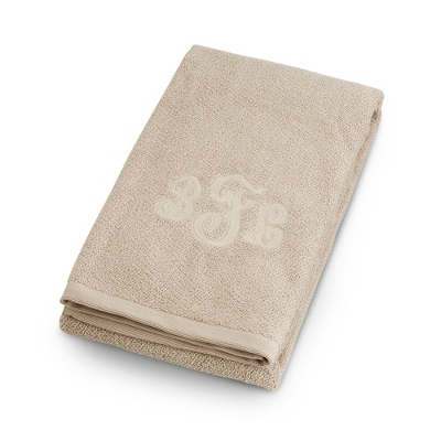 Linen Bath Towel - UPC 825008013292