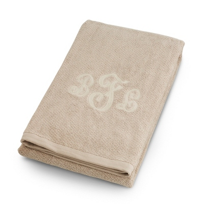 Linen Sheet Towel - Towels & Soaps