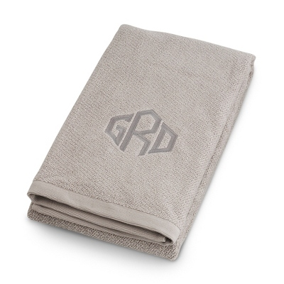 Flint Bath Towel - Towels & Soaps