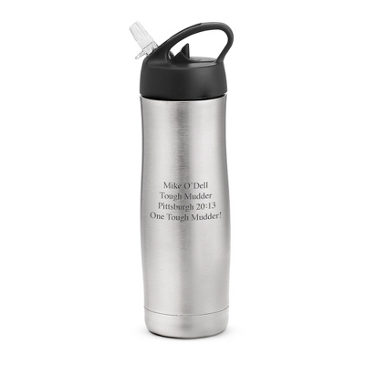 Vacuum Water Bottle - UPC 825008013605