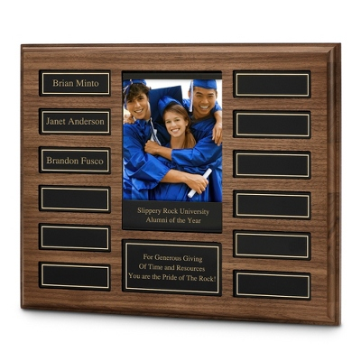 Perpetual Plaque with Photo - $85.00