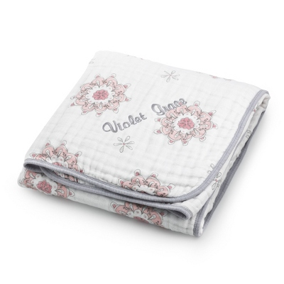 aden + anais For the Birds Classic Dream Blanket - $50.00