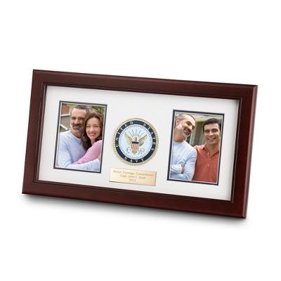 8x16 United States Navy Dual Frame - $60.00
