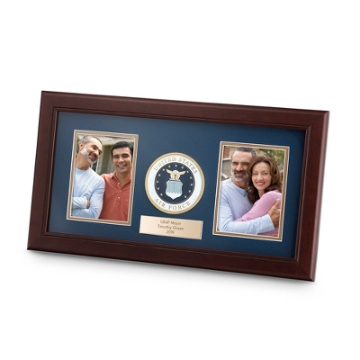 8x16 United States Air Force Dual Frame