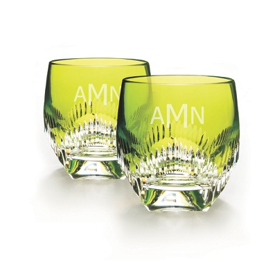 Waterford Mixology Set of 2 Lime Tumblers