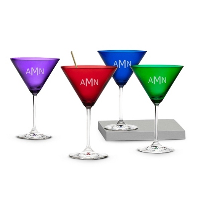 Waterford Marquis Jewel Martini Glasses