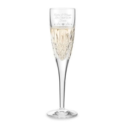 Waterford Monique Lhuillier Arianne Flute Set