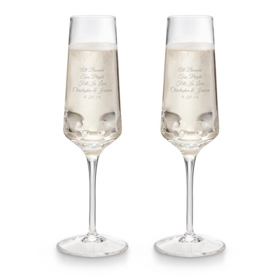 John Rocha at Waterford Rian Toasting Flutes - $160.00
