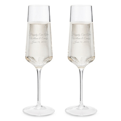 John Rocha at Waterford Ori Toasting Flutes - $160.00