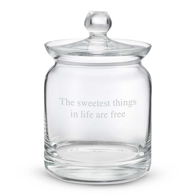 Biscuit Candy Jar - UPC 825008016743