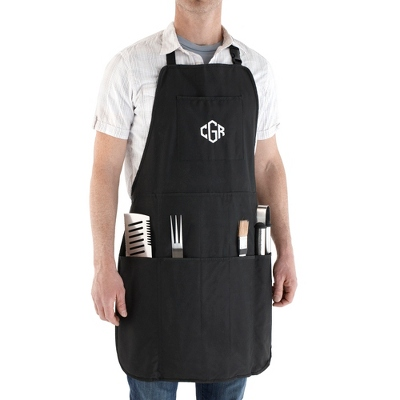 Apron Grill Set - Barware & Accessories