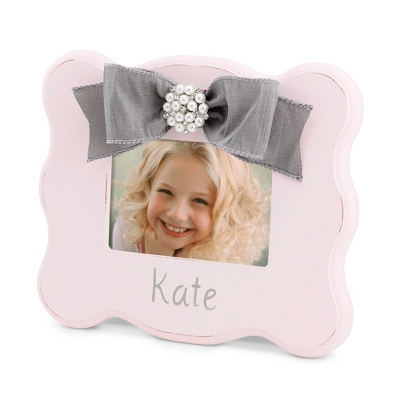 Picture Frame with Bows