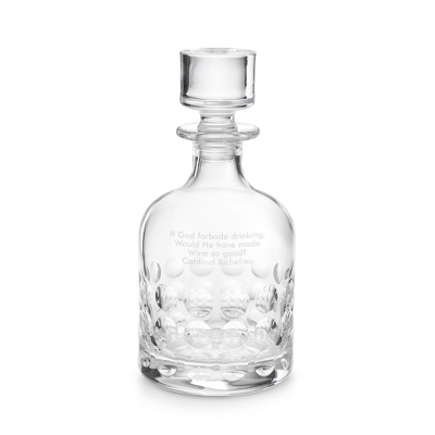 Bubble Decanter
