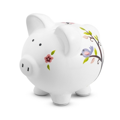 Personalized Child's Piggy Bank