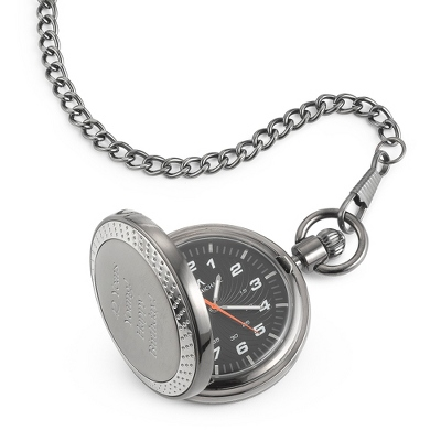 Grandpa Pocket Watch