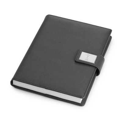 Medium Grey Journal - Business Gifts For Her