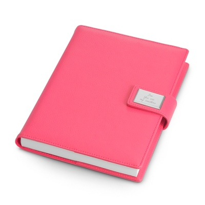 Medium Pink Journal
