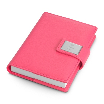 Small Pink Journal - Business Gifts For Her