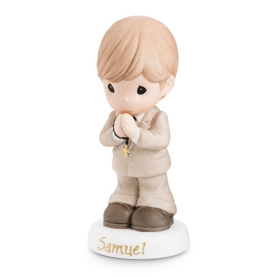 Precious Moments Holy Communion Boy Figurine