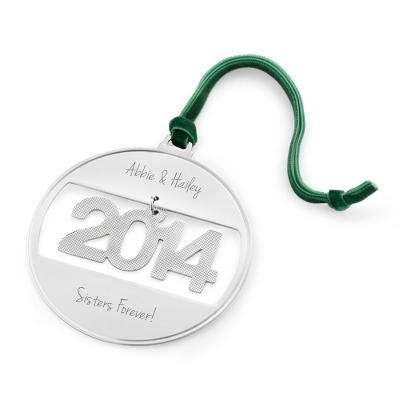 2014 Classic Ball Christmas Ornament - Top 10 Holiday Business Gifts