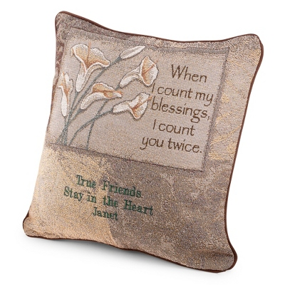Counting Blessings Pillow - UPC 825008022553