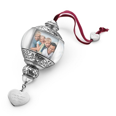 2014 Christmas Photo Ornament