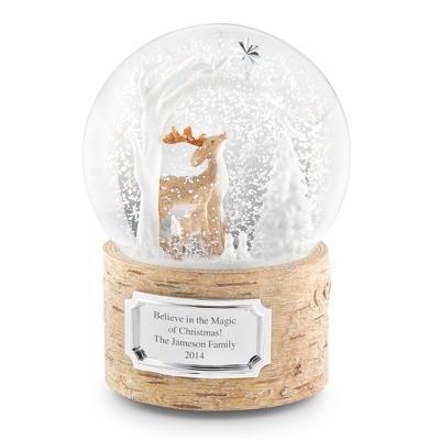 Personalized Starry Night Snow Globe by Things Remembered